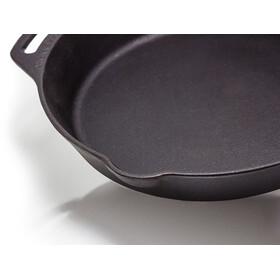 Petromax Koekepan met steel Ø 35cm met steel zwart